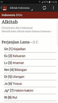 Alkitab Indonesia poster