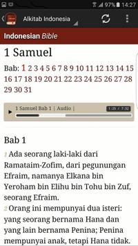 Alkitab Indonesia apk screenshot