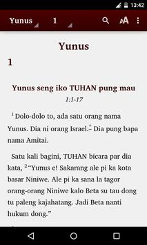 Alkitab Bahasa Melayu Ambon poster