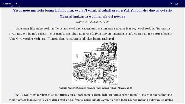 Alkitab Fordata apk screenshot