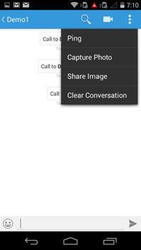 Alhooot Messenger apk screenshot