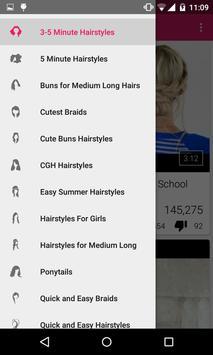 Easy Hair Styles apk screenshot