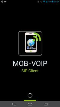 Mob-Voip poster
