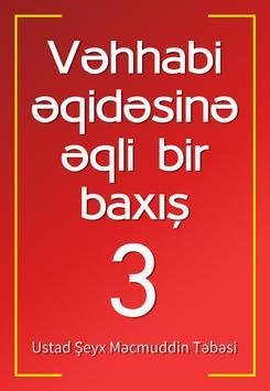 Vəhhabi əqidəsinə baxış - 3 poster