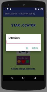 Star Locator poster