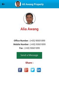 Ali Awang Property apk screenshot