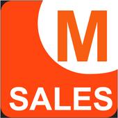 M Sales icon