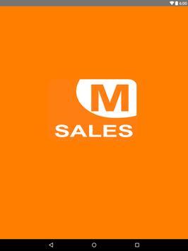 M Sales apk screenshot