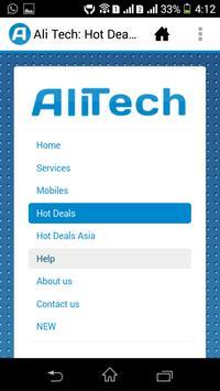 Ali Tech Lebanon apk screenshot
