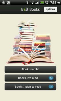Best Books poster