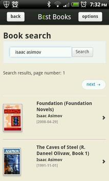 Best Books apk screenshot