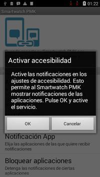 Smartwatch PMK poster