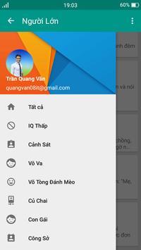 Truyện Cười offline apk screenshot