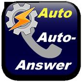 Auto AutoAnswer Tasker Plugin icon