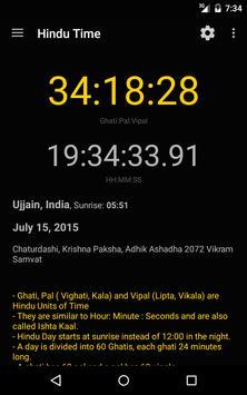 Hindu Calendar apk screenshot
