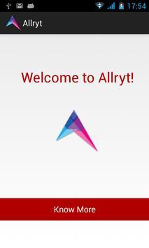 Allryt Ecommerce apk screenshot