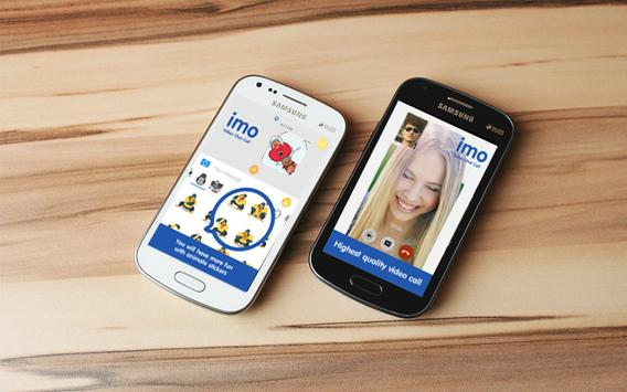 Guide for imo Video Chat Call apk screenshot