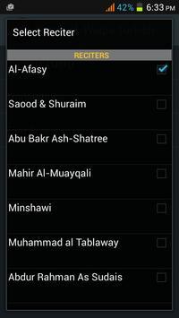 Surah Al-WaqiaTurkish apk screenshot