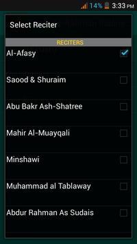 Surah Ar-Rahman Indonesian apk screenshot