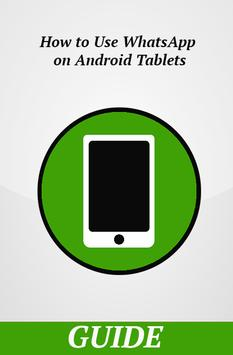 All Tablets for WhatsApp poster