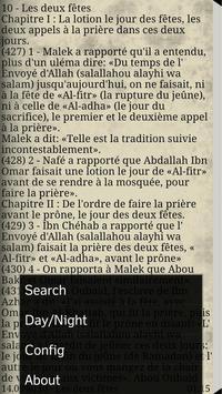 "Al-Mouwatta ""Malik ibn Anas"" apk screenshot"