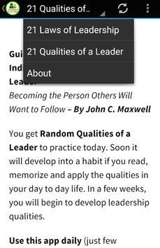 Leadership Skills Training apk screenshot