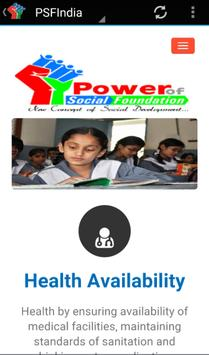 PSFIndia poster