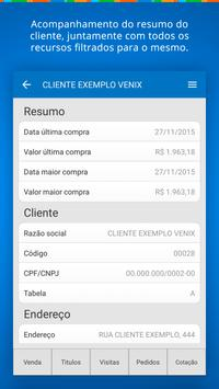 Venix - Pedidos de Venda apk screenshot