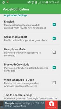 Message Reader For WhatsApp poster