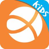 Alpha Kids -Sách nói thiếu nhi icon