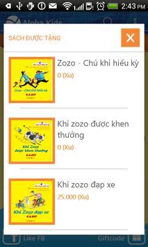 Alpha Kids -Sách nói thiếu nhi apk screenshot