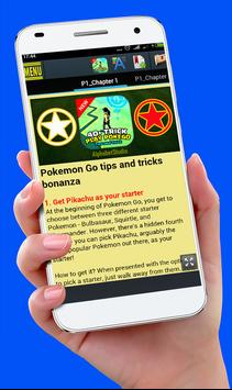 40+ Trick for Poké Go apk screenshot