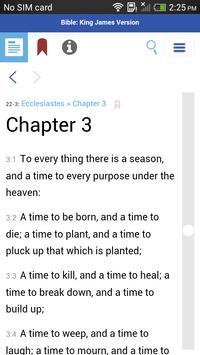 AlphaRef King James Version poster