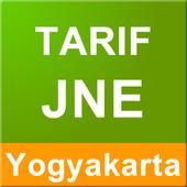 Tarif JNE Yogyakarta icon