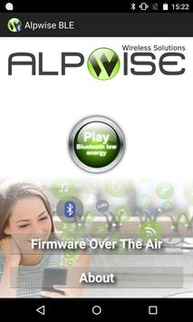 Alpwise BLE poster