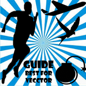 best guide for vector icon