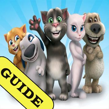 guide for talking tom apk screenshot