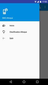 Al toque SMS Gratis apk screenshot