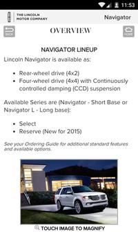 EMS Training NAV for Lincoln apk screenshot