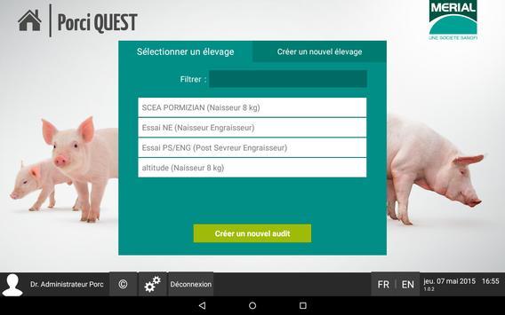 Porci Quest apk screenshot