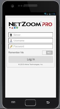 NetZoom Pro poster
