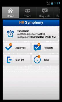 HR Symphony® apk screenshot