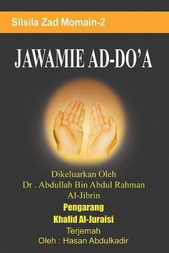 JAWAMIE AD-DO'A apk screenshot