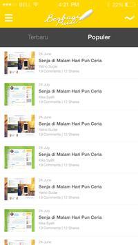 Berbagi Puisi apk screenshot