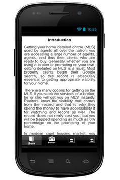 Home Listing Guide apk screenshot