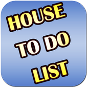 House To Do List icon