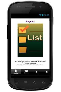 House To Do List apk screenshot
