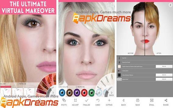 Kumpulan Tutorial MakeUp Artis apk screenshot