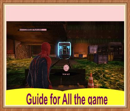 Guide And Amazing Spider Man apk screenshot