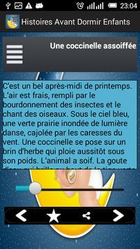 Histoires Avant Dormir Enfants apk screenshot